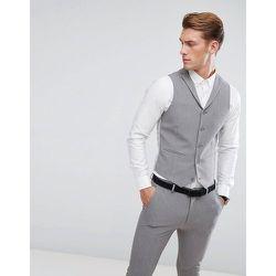 Veston de costume super slim - moyen - ASOS DESIGN - Modalova