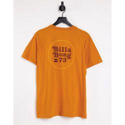 Walled - T-shirt imprimé - Billabong - Modalova