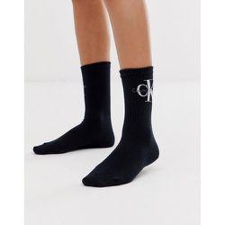 Jeans - Chaussettes courtes avec logo - Calvin Klein - Modalova