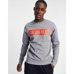 Sport - Sweat-shirt à enfiler avec logo - Calvin Klein - Modalova