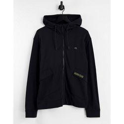 Sport - Veste à capuche zippée - Calvin Klein - Modalova
