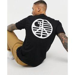 Peace state - T-shirt avec imprimé au dos - Carhartt WIP - Modalova