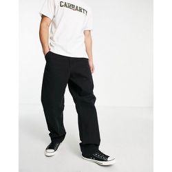 Single Knee - Pantalon droit décontracté - délavé effet vieilli - Carhartt WIP - Modalova