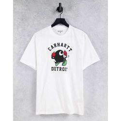 T-shirt motif lettre C boxant - Carhartt WIP - Modalova