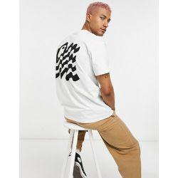 Wavy State - T-shirt avec imprimé au dos - Carhartt WIP - Modalova