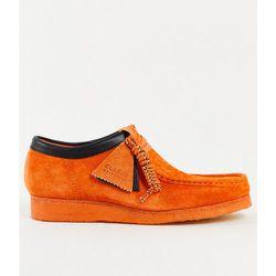 Wallabee - Chaussures en daim duveteux - Clarks Originals - Modalova