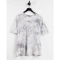 T-shirt d'ensemble à motif chérubin - délavé - Criminal Damage - Modalova