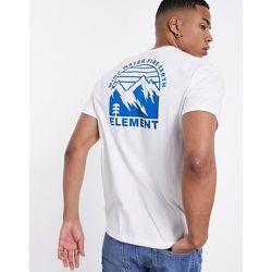 Element - Foxwood - T-shirt - Blanc - Element - Modalova