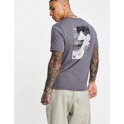 Exclusivité ASOS - - Collage - T-shirt - /vert - The North Face - Modalova