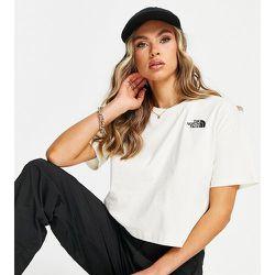 Exclusivité ASOS - - Simple Dome - T-shirt court - cassé - The North Face - Modalova