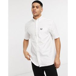 Chemise Oxford à manches courtes - Fred Perry - Modalova