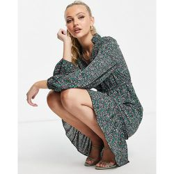 - Robe babydoll à imprimé floral - Girl In Mind - Modalova