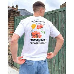 HUF - Never Yours - T-shirt - Blanc - HUF - Modalova