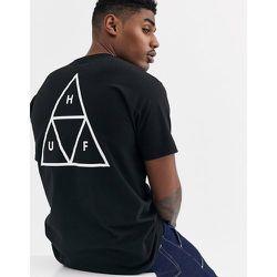 T-shirt motif triangle triple - HUF - Modalova