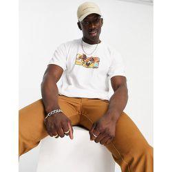 X Street Fighter II - Dhalsim - T-shirt - HUF - Modalova