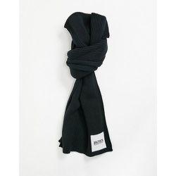 Hugo - Écharpe en laine avec logo - Boss - Modalova