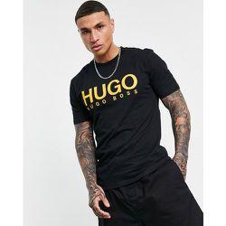 Dolive - T-shirt à grand logo - HUGO - Modalova