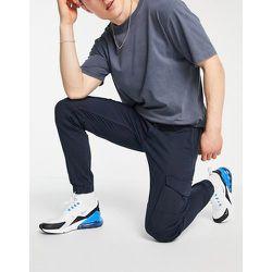 Intelligence - Pantalon cargo coupe slim à chevilles resserrées - Bleu - jack & jones - Modalova