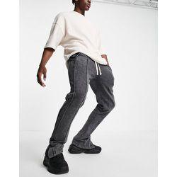 Arizona - Pantalon de jogging fendu sur les côtés - Gris - Jaded London - Modalova