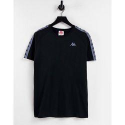 Banda Michael - T-shirt à bandes réfléchissantes - Kappa - Modalova