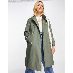 Mango - Trench-coat - Vert foncé - Mango - Modalova