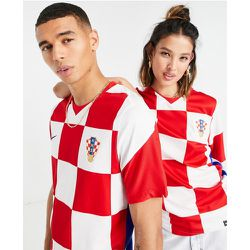 Euro 2020 - Croatie - Maillot domicile - et blanc - Nike Football - Modalova