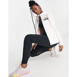 Nike - Trail - Veste de running à fermeture éclair - clair - Nike Running - Modalova