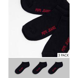 Rosalie - Lot de 3 paires de socquettes - Pepe Jeans - Modalova