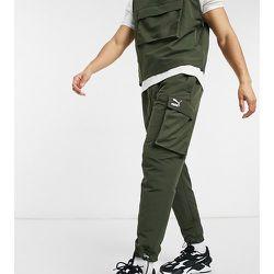 Avenir - Pantalon cargo à logo - Kaki - Exclusivité ASOS - Puma - Modalova