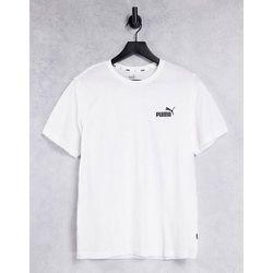 Essentials - T-shirt avec petit logo - Puma - Modalova