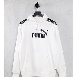 Puma - Hoodie à logo - Blanc - Puma - Modalova
