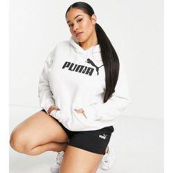Plus - Essentials - Hoodie à logo - Puma - Modalova
