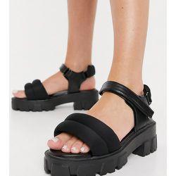 Sandales à talon épais - Raid Wide Fit - Modalova