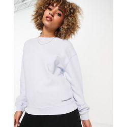 Sweat-shirt oversize d'ensemble - pastel azure - Replay - Modalova
