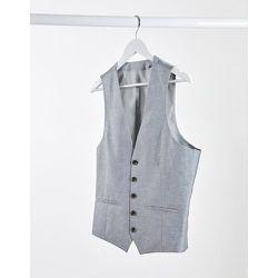 Veston de costume ajustéen lin - RUDIE - Modalova