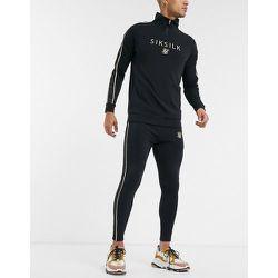 X Dani Alves - Pantalon de jogging à taille griffée - SikSilk - Modalova