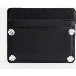 Porte-cartes avec clous strassés - SVNX - Modalova