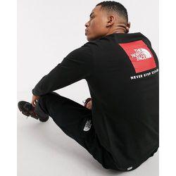 Red Box - T-shirt à manches longues - The North Face - Modalova