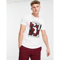 Dazzle Box - T-shirt avec logo imprimé - Tommy Hilfiger - Modalova