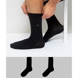 Lot de 2 paires de chaussettes classiques - Tommy Hilfiger - Modalova