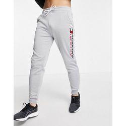 Sport - Jogger avec logo vertical - Tommy Hilfiger - Modalova