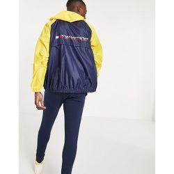 Sport - Veste coupe-vent avec logo au dos - Tommy Hilfiger - Modalova