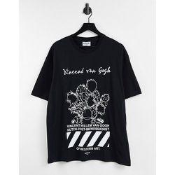 Apoh - T-shirt à motif Vincent Van Gogh - Topman - Modalova