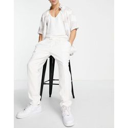 Pantalon fuselé à plis - cassé - Topman - Modalova
