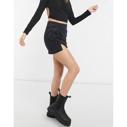 Mini-jupe en jean - délavé - Topshop - Modalova