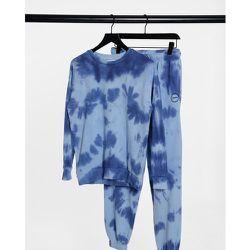 Sweat-shirt effet tie-dye - Topshop - Modalova