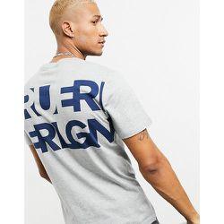 T-shirt avec imprimé au dos - True Religion - Modalova