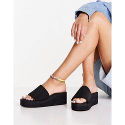 Sandales à plateforme style années90 - Truffle Collection - Modalova