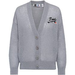 Cardigan Relaxed Fit à logo exclusif - BOSS X Russell Athletic - Modalova