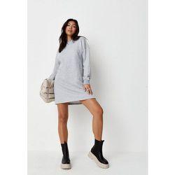 Robe Sweat Oversize Basique - Missguided - Modalova